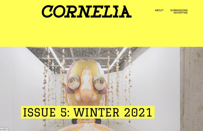Coornelia Magazine Issue 5.