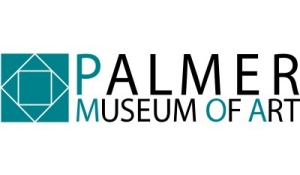 Palmer Museum of Art logo.