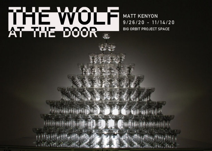Wolf at the Door poster.