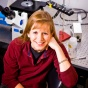 Kathryn Medler, University at Buffalo associate professor of biological sciences,.
