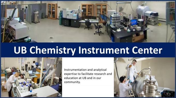 UB Chemistry Instrument Center.