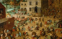Pieter Bruegel the Elder, Children's Games