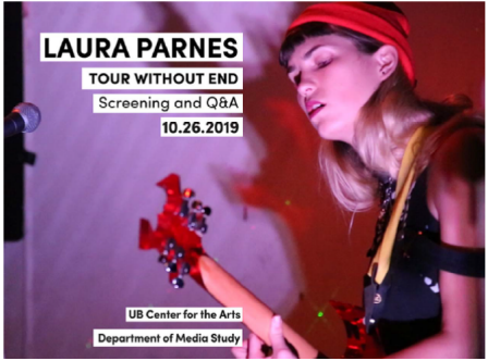"Laura Parnes' ""Tour Without End,""."