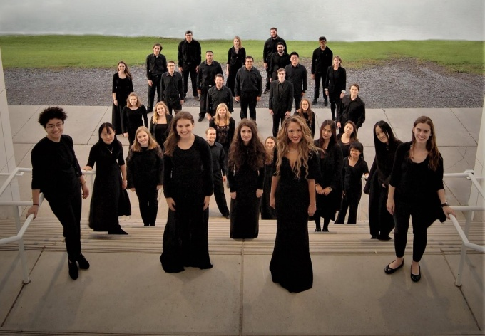 The UB Choir.