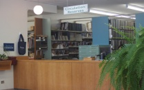 Music Library Front Desk.