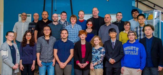 Professors and students of High Energy Physics and Cosmology.