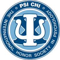 Psi Chi Honor Society - Department of Psychology - University at ...
