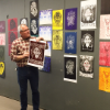 Critiques with Jeff Sherven in the print media Labs