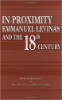 In Proximity Emmanuel Levinas and the 18th Century