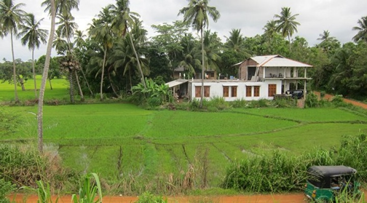 House in Sri Lanka.
