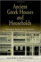 "Cover of ""Ancient Greek Houses and Households"""