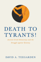 "Cover of ""Death to Tyrants""."