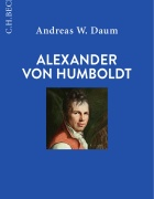 Cover of Daum's biography on Alexander von Humboldt.