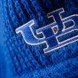 Winter hat with UB logo.