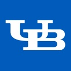 graphic of the interlocking UB logo.
