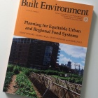 Cover of the journal Built Environment.